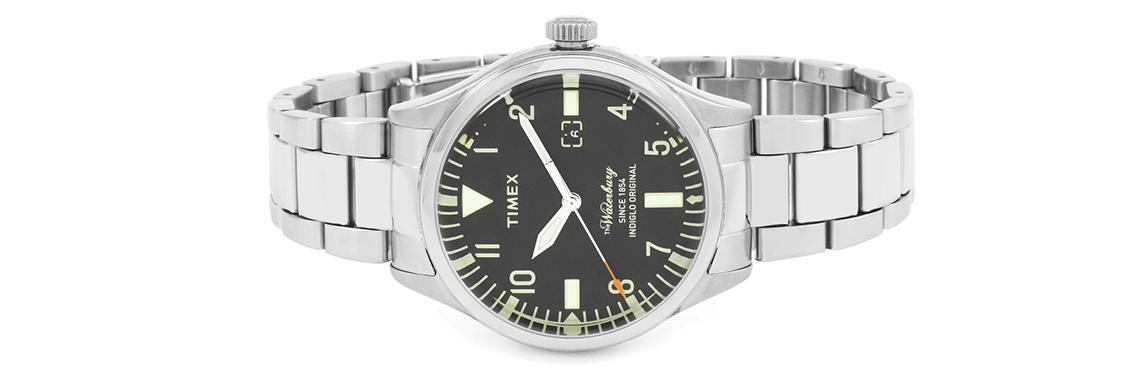 Mens Timex The Waterbury Watch TW2R25100