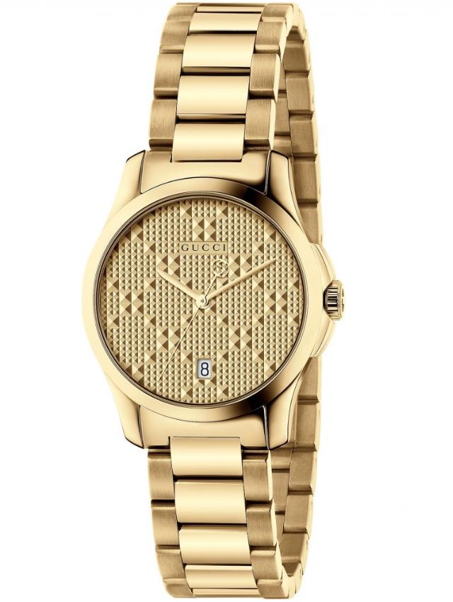Ladies Gucci G-Timeless Watch YA126553