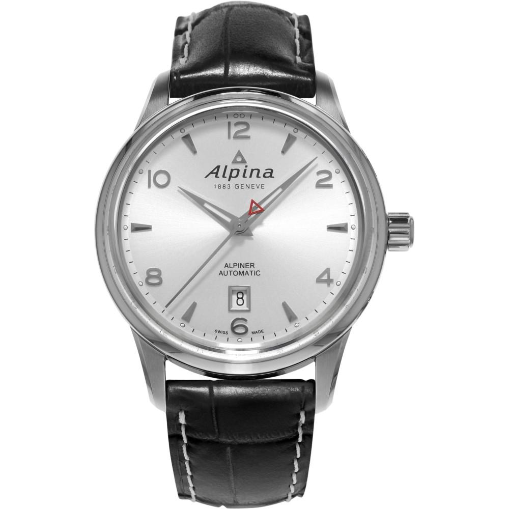 men's Alpina Alpiner automatic watch
