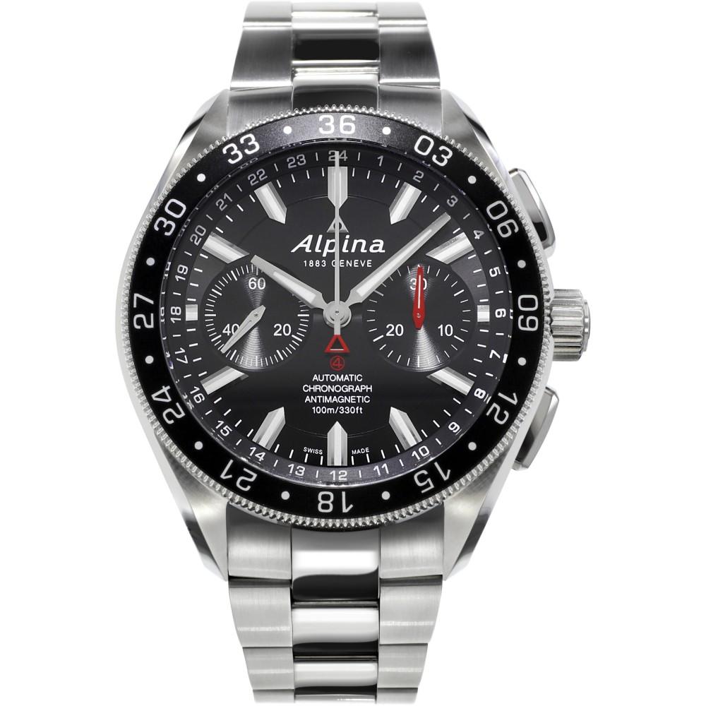 Alpiner 4 automatic chronograph