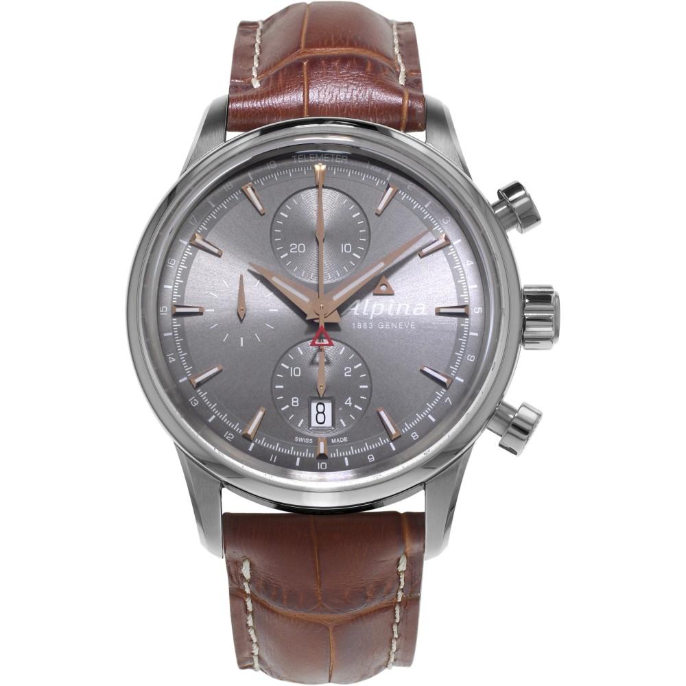 Men's Alpina Alpiner automatic chronograph watch