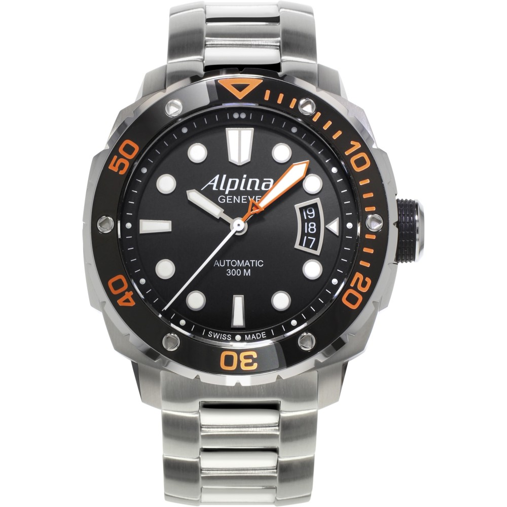 Men's Alpina Seastrong Diver 300 Extreme automatic watch
