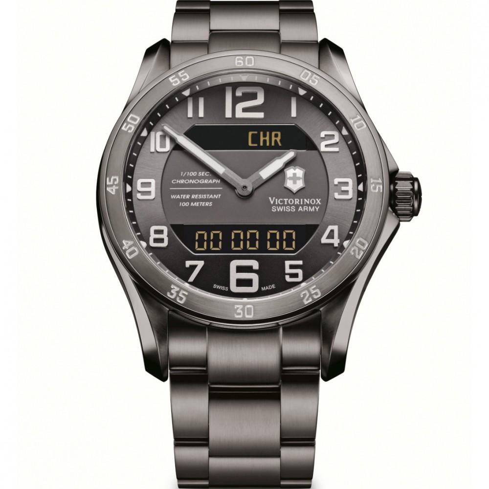 Men's Victorinox Swiss Army chronograph watch