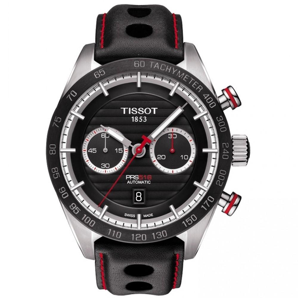 men's Tissot PRS 516 automatic chronograph