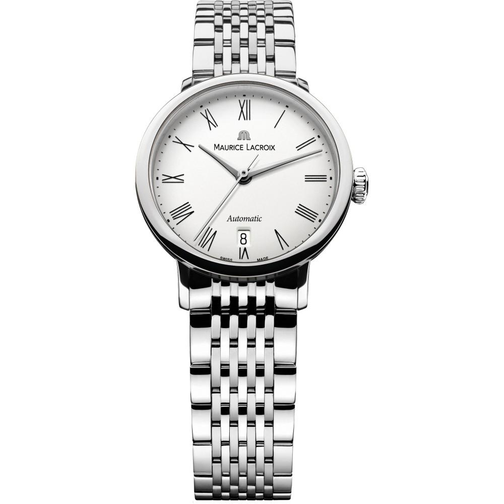 Ladies Maurice Lacroix Les Classiques Tradition Automatic Watch LC6063-SS002-110-1
