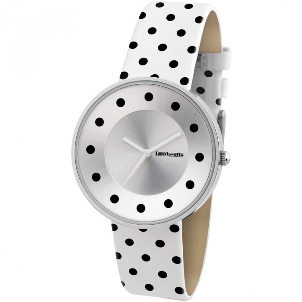 Ladies Lambretta Cielo Dots Watch 2104WHI