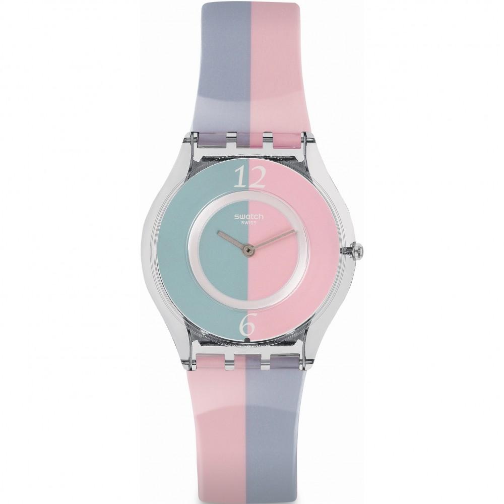 Ladies Swatch Skins Watch SFK398