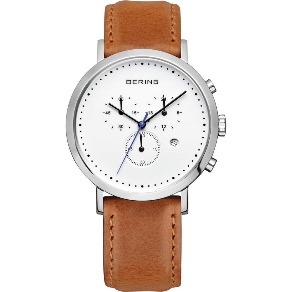 Mens Bering Classic Chronograph Watch 10540-504