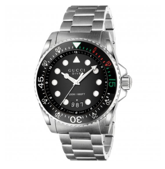 Gucci Men's Dive Watch