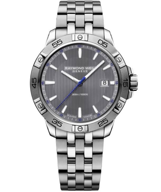 Mens Raymond Weil Tango 300 Watch 8160-ST2-60001