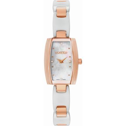 Ladies Roamer Ceraline Bijoux BoxSet Ceramic Watch 673847498960