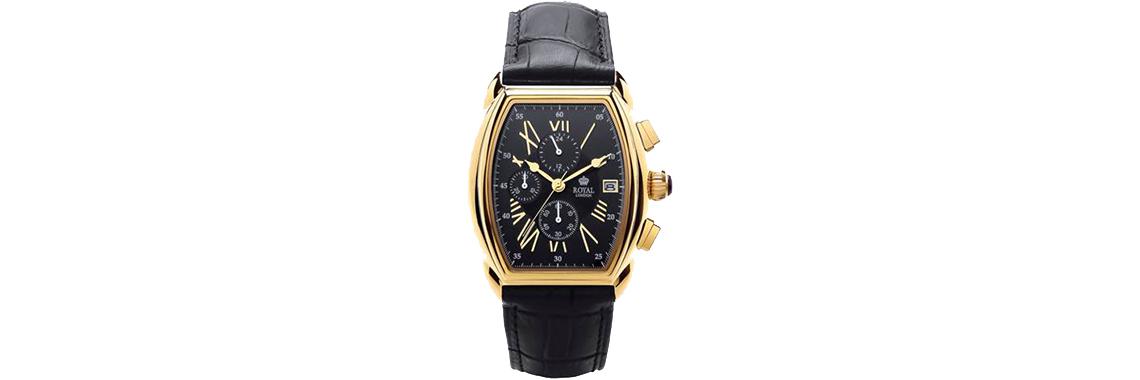 Mens Royal London Chronograph Watch 41261-03