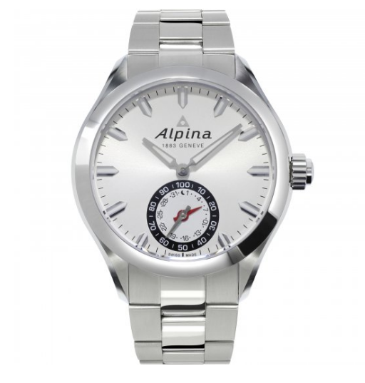 Mens Alpina Horological Smartwatch BluetoothHorological Smartwatch Bluetooth Watch AL-285S5AQ6B