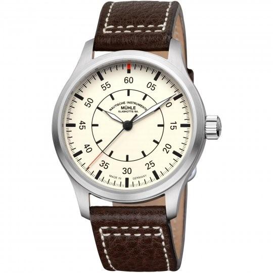 Mens Mühle Glashutte Terrasport I Beobachter Automatic Watch M1-37-37-4LB