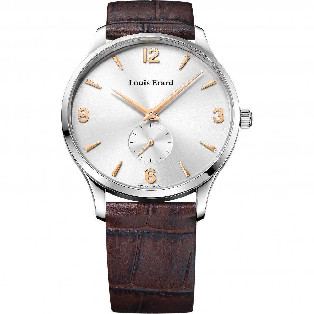 Mens Louis Erard 1931 Ultra Thin Mechanical Watch 47217AA11.BEP01