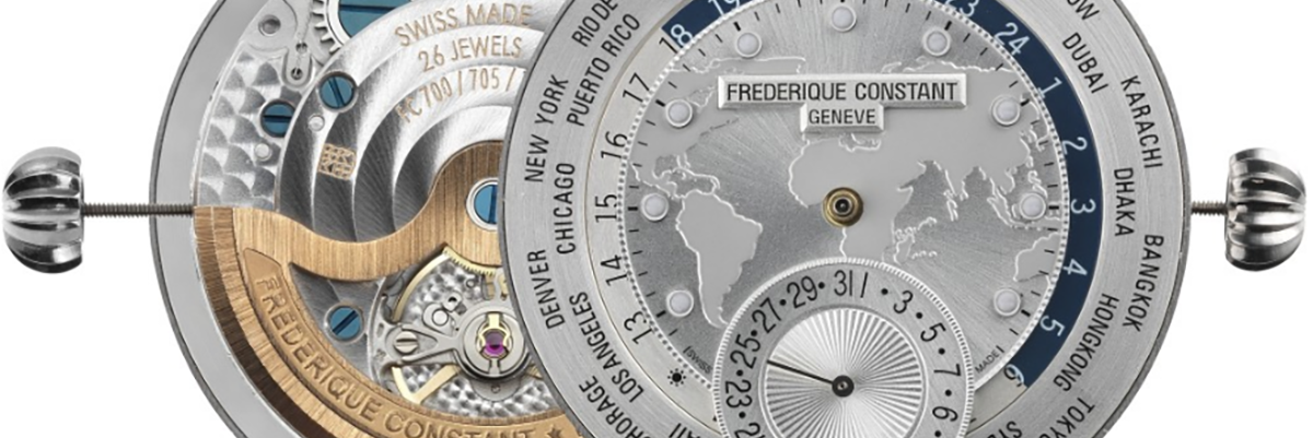 Fred Constant Watches
