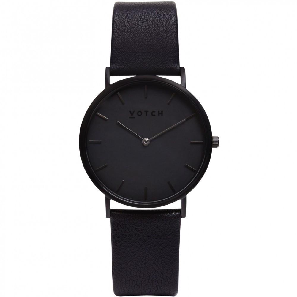 Ladies Votch The All Black 36mm Watch VOT0021