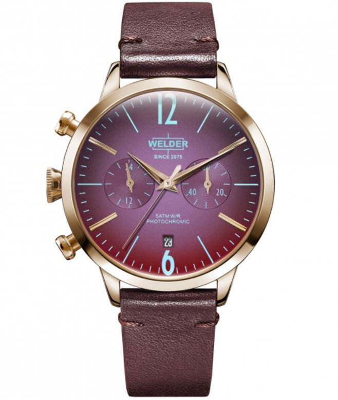 Unisex Welder The Moody 38mm Chronograph Watch K55/WRC103