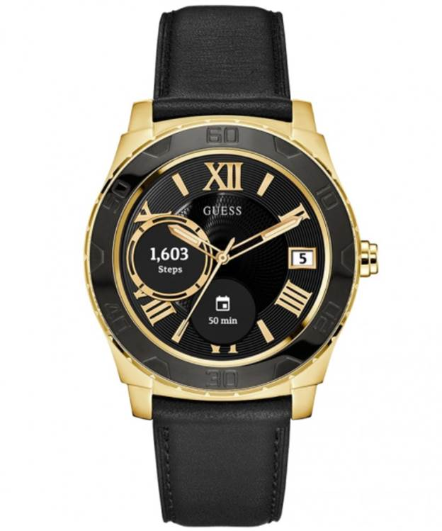 Unisex Guess Exclusive Connect Android Wear Watch C1001G3