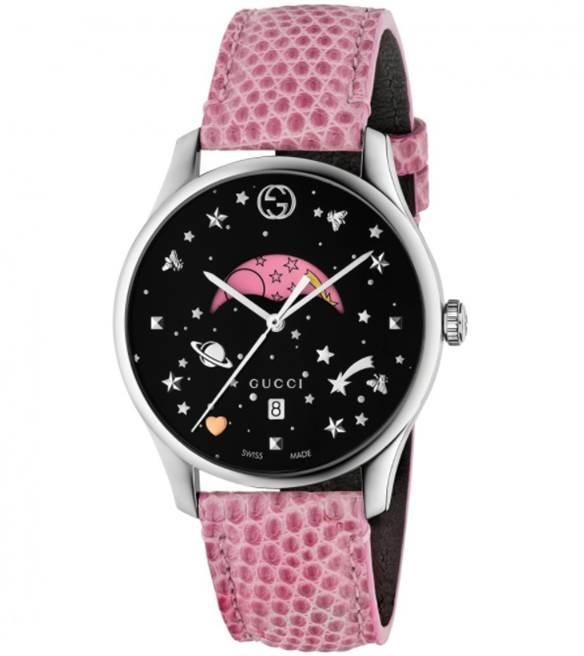 Ladies Gucci G-Timeless Slim Moonphase Watch YA1264046