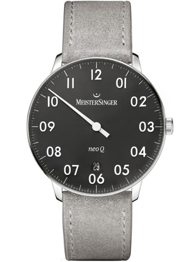 Unisex Meistersinger Neo Q Watch NQ902N