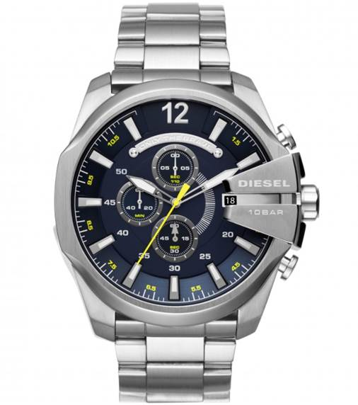 Mens Diesel Mega Chief Chronograph Watch DZ4465