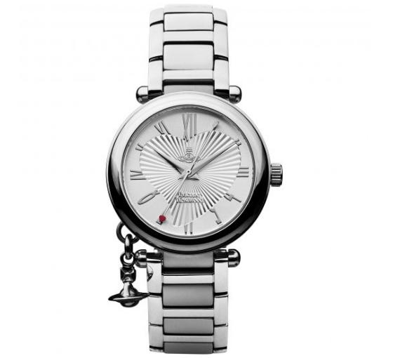 Ladies Vivienne Westwood Orb Watch VV006SL
