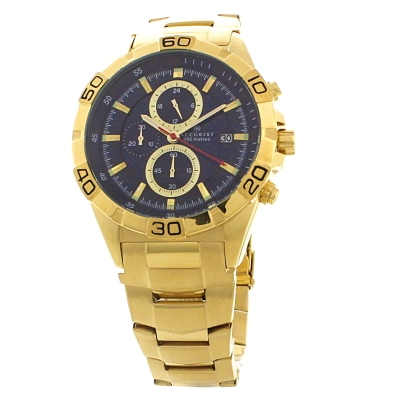 mens accurist chronograph watch 7025