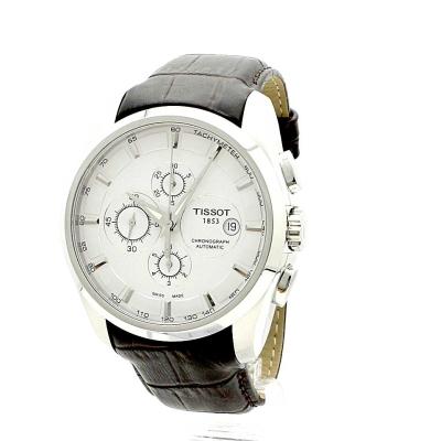 mens tissot couturier automatic chronograph watch t0356271603100