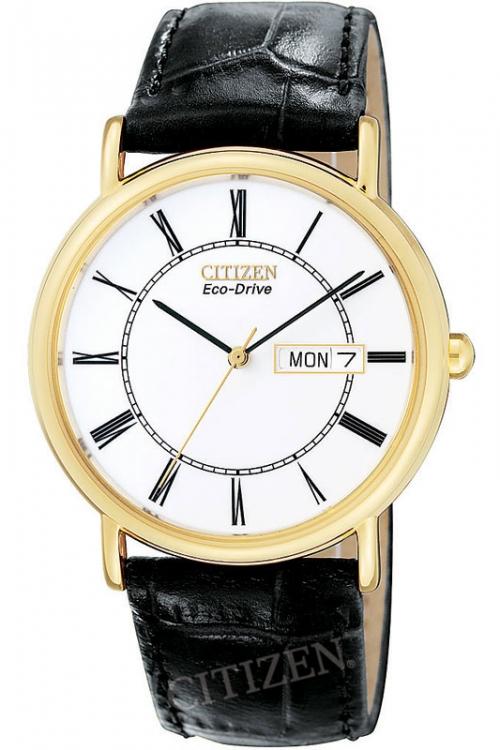 Mens Citizen Eco-Drive Watch BM8242-16A