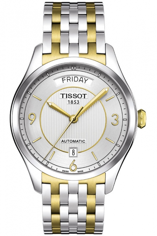 Mens Tissot T-One Automatic Watch T0384302203700