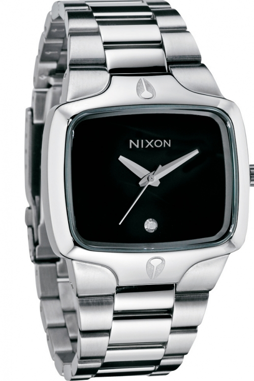 Mens Nixon The Player Diamond Watch A140-000