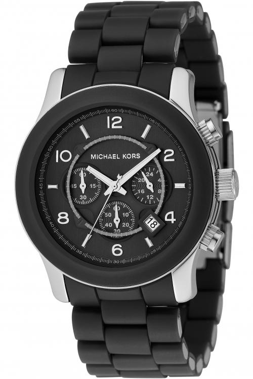 Mens Michael Kors Runway Chronograph Watch MK8107
