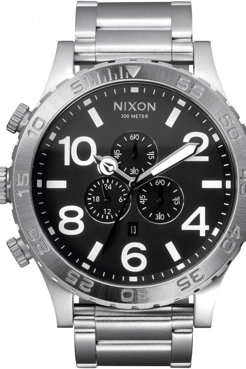 Mens Nixon The 51-30 Chrono Chronograph Watch A083-000