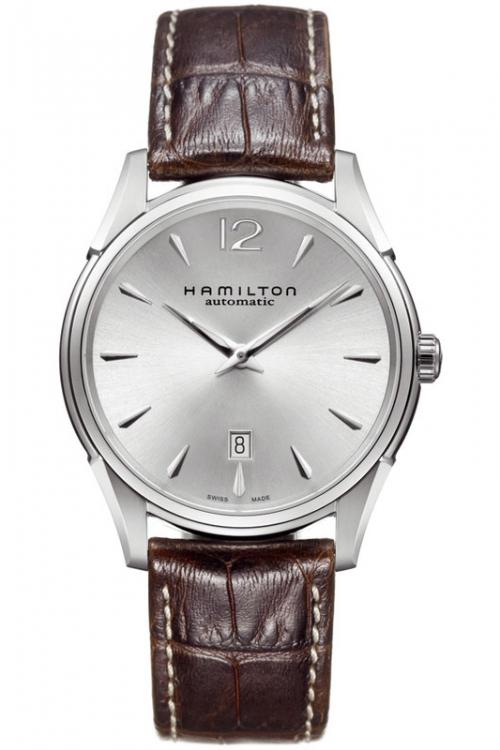 Mens Hamilton Jazzmaster Slim Automatic Watch H38615555