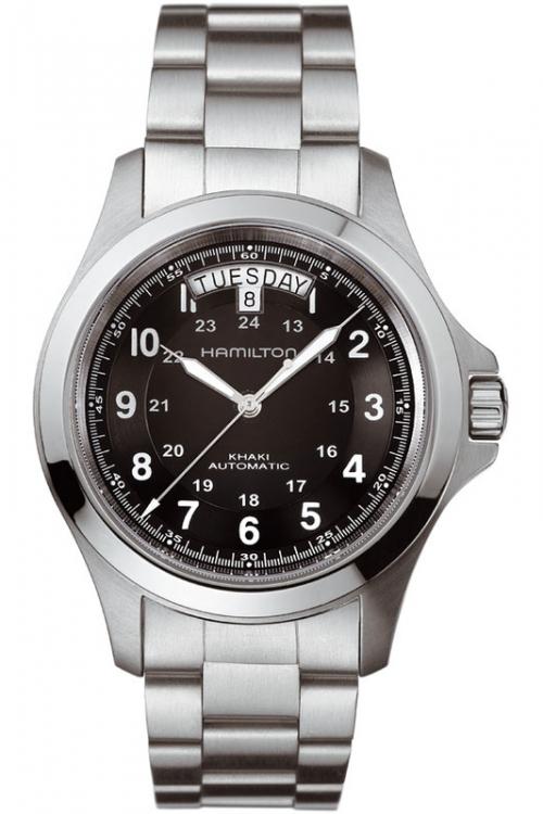 Mens Hamilton Khaki King Automatic Watch H64455133