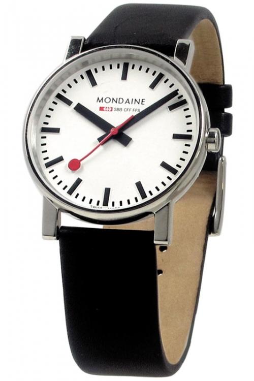 Mens Mondaine Swiss Railways Evo Watch A6583030011SBB