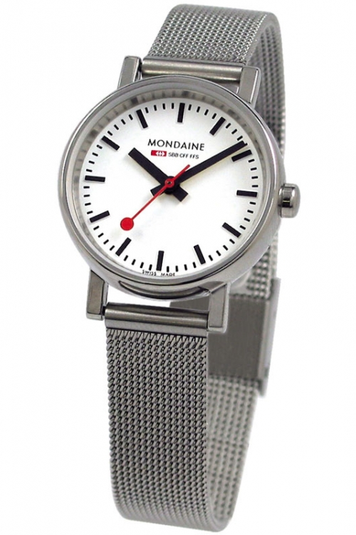 Ladies Mondaine Swiss Railways Evo Watch