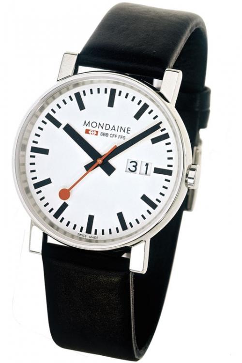 Mens Mondaine Swiss Railways Watch A6273030311SBB