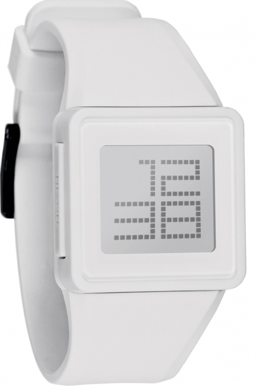 Mens Nixon The Newton Digital Alarm Watch A137-100