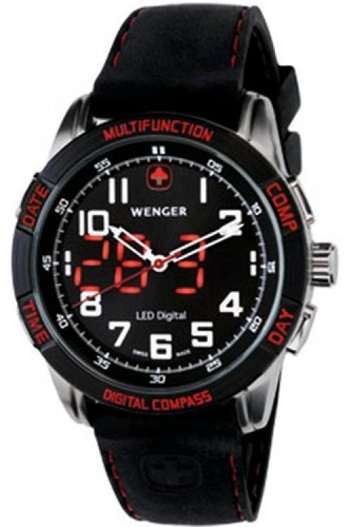 Mens Wenger LED Nomad Watch 70430