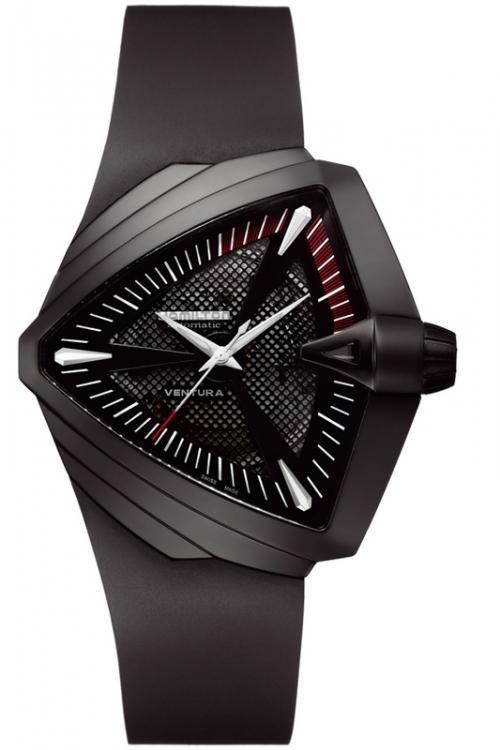 Mens Hamilton Ventura XXL Elvis Anniversary Edition Automatic Watch H24615331