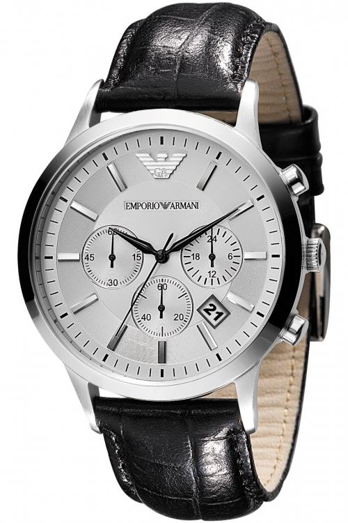 Mens Emporio Armani Chronograph Watch AR2432