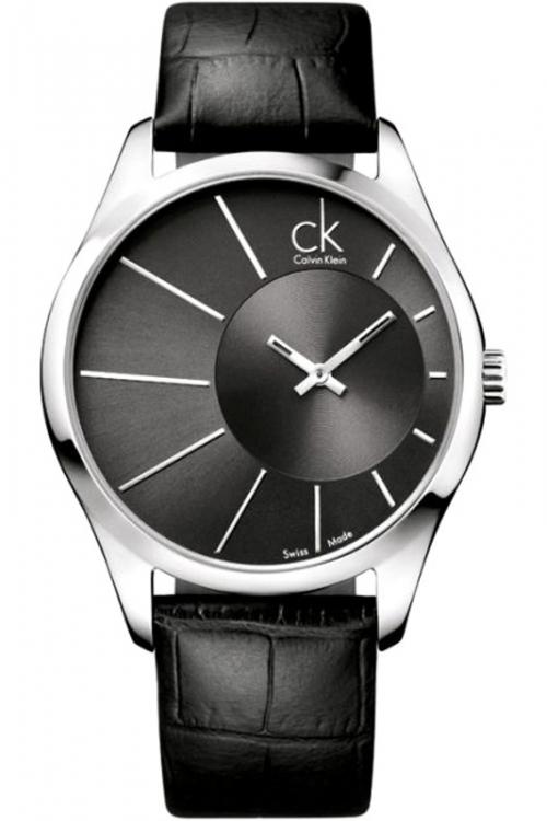 Mens Calvin Klein Deluxe Watch K0S21107