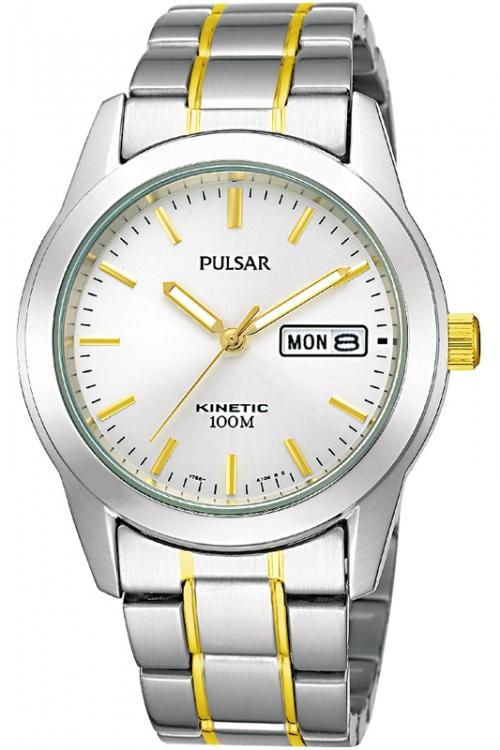 Mens Pulsar Kinetic Watch PD2027X1