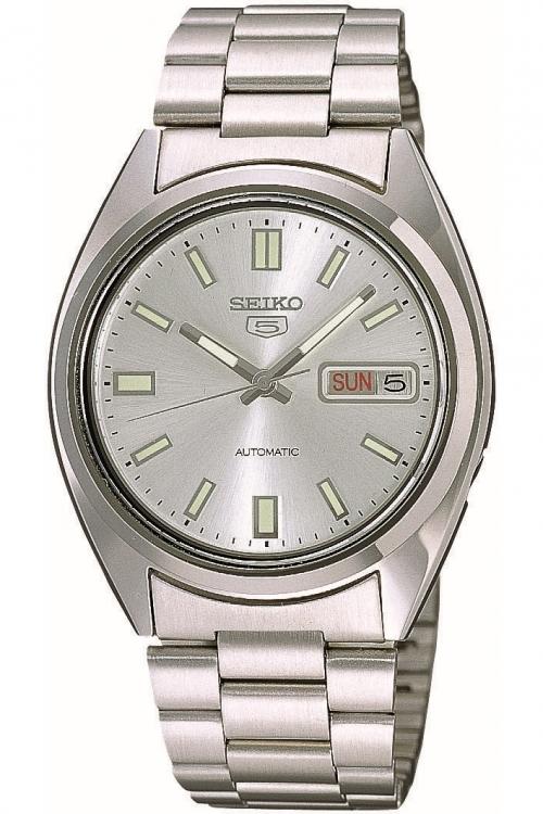 Mens Seiko 5 Automatic Watch SNXS73