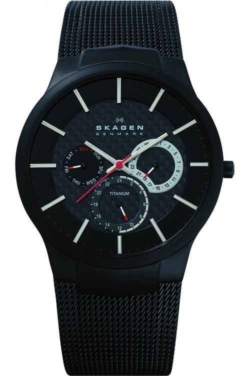 Mens Skagen Aktiv Watch 809XLTBB