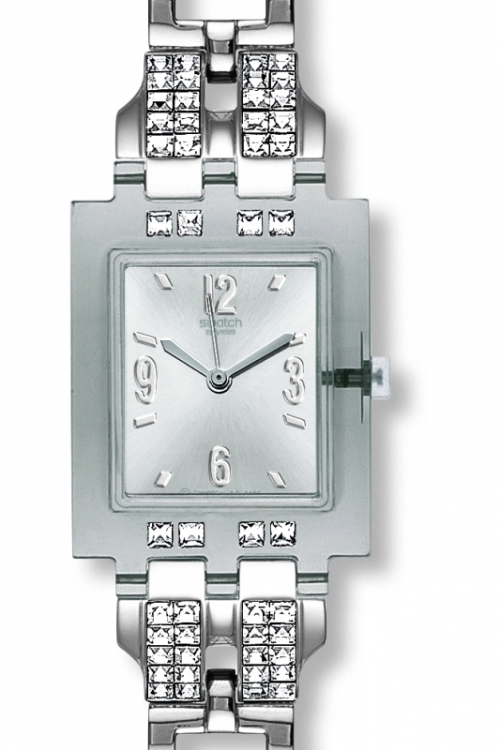 Ladies Swatch Be Found Watch