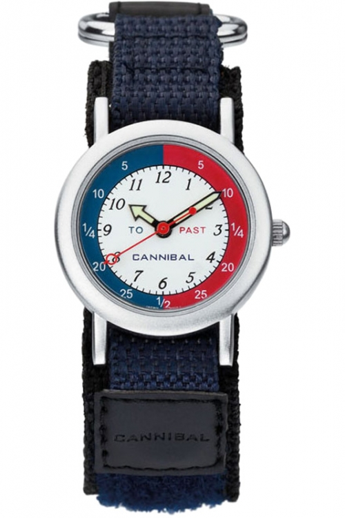 Childrens Cannibal Time Teacher Watch CT003-5N