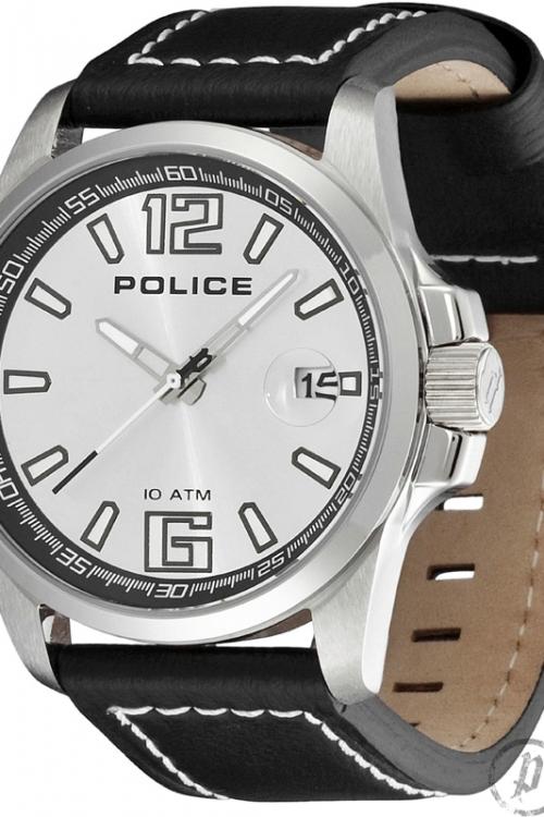 Mens Police Lancer Watch 12591JS/04